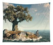 One Tree Island Tapestry