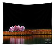 One Water Lily Tapestry