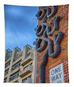 One Way To A Wrong Turn Tapestry
