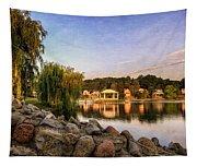 Onondaga Park Hiawatha Lake Tapestry