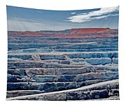 Open Pit Gold Tapestry