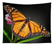 Open Wings Monarch Butterfly Tapestry