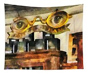 Optometrist - Spectacles Shop Tapestry