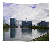 Oracle Buildings In Redwood City Ca Tapestry