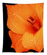 Orange Blossom Special Tapestry