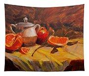 Oranges Tapestry