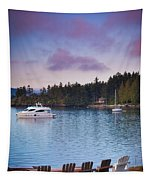Orcas Viewpoint Tapestry
