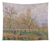 Orchard At Pontoise Tapestry