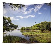 Orchard Beach Tapestry
