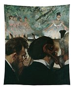 Orchestra Musicians Tapestry