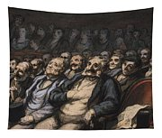 Orchestra Seat Tapestry