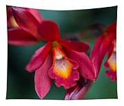 Orchid Love Tapestry