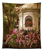 Orchid Show Tapestry