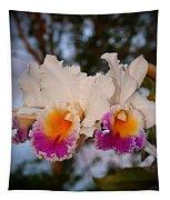 Orchid Elsie Sloan Tapestry