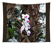 Orchids In The Opryland Hotel In Nashville Tennessee Tapestry