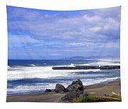 Oregon Breakers Tapestry
