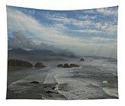 Oregon Coast Ecola 1 F Tapestry