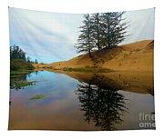 Oregon Dunes Pond Tapestry