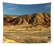 Oregon Painted Hills Tapestry