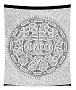 Oreo In Grey Tapestry