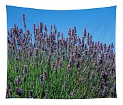 Organic Lavender Tapestry