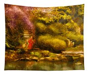 Orient - The Japanese Garden Tapestry
