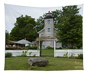 Original Lighthouse Site Tapestry