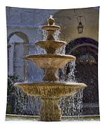 Ormond Water Fountain Tapestry