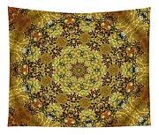 Ornamental 1 Version 2 Medallion Tapestry