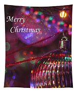 Ornaments-2052-merrychristmas Tapestry