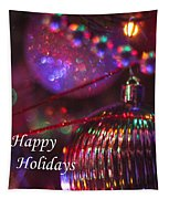 Ornaments-2054-happyholidays Tapestry