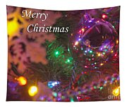 Ornaments-2090-merrychristmas Tapestry
