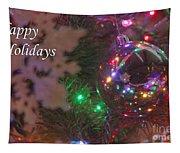 Ornaments-2096-happyholidays Tapestry