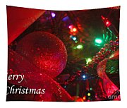 Ornaments-2107-merrychristmas Tapestry