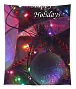 Ornaments-2136-happyholidays Tapestry