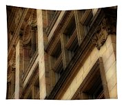 Ornate Facade Tapestry