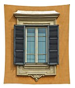 Ornate Window Of Rome Tapestry