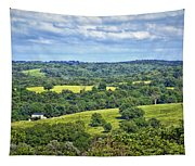 Osage County Lookout Tapestry