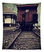 Other Side Of The Tracks Tapestry