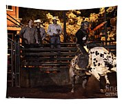 Out Of The Gate Tapestry