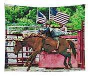 Out The Gate Tapestry