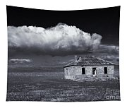 Outback Ruin Tapestry