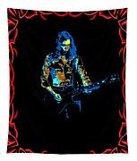 Outlaw Billy Jones Has Been Framed Tapestry