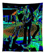 Outlaws #16 Art Psychedelic Tapestry