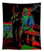 Outlaws #18 Art Psychedelic Tapestry