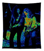 Outlaws #25 Crop 2 Art Psychedelic Tapestry