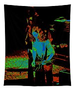 Outlaws #27 Art Psychedelic Tapestry