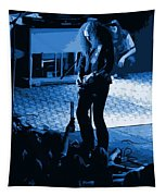 Outlaws #29 Art Blue Tapestry