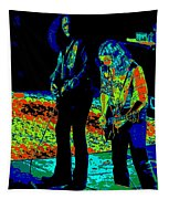 Outlaws #31 Crop 2 Art Psychedelic Tapestry