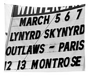 Winterland Marquee 3-6-76 Tapestry
